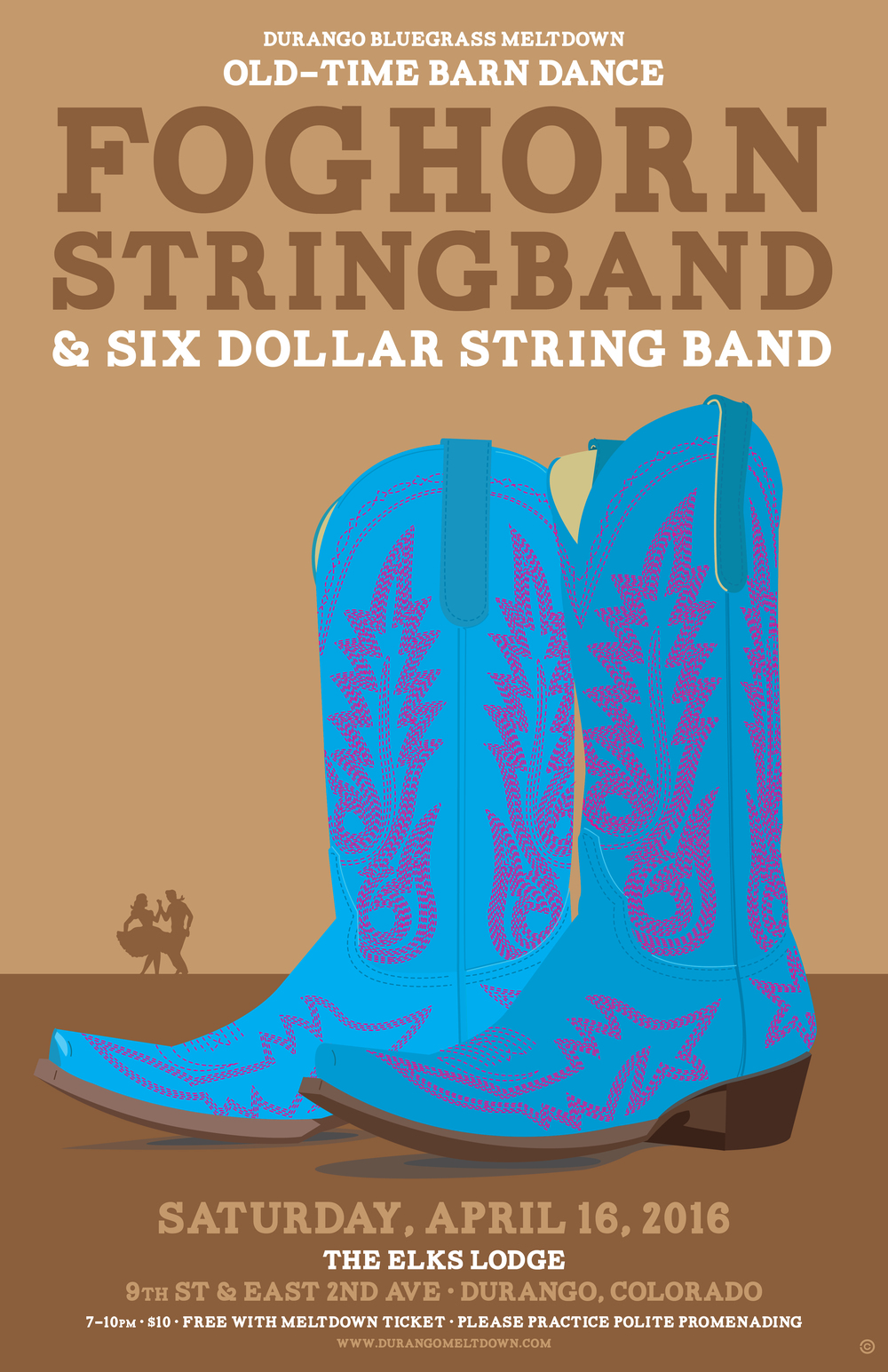 Boots - Foghorn String band