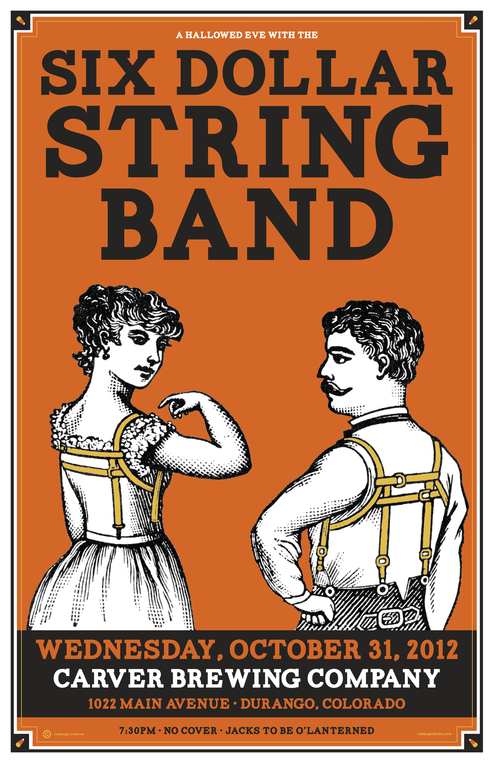 suspended - Six Dollar String Band
