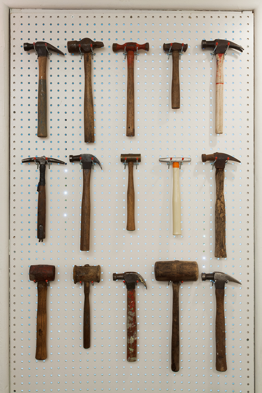 Hammers on a Wall