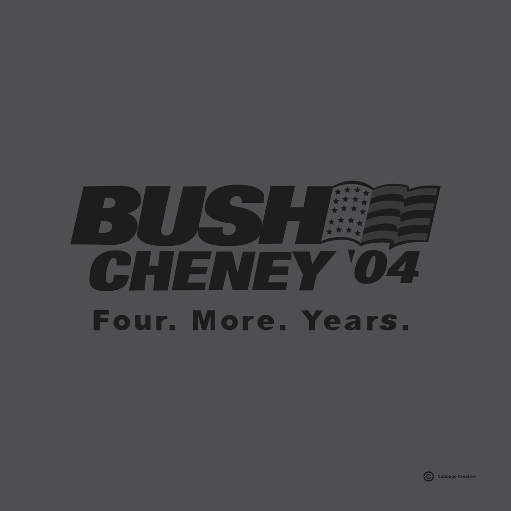 2004:  Four More Years...