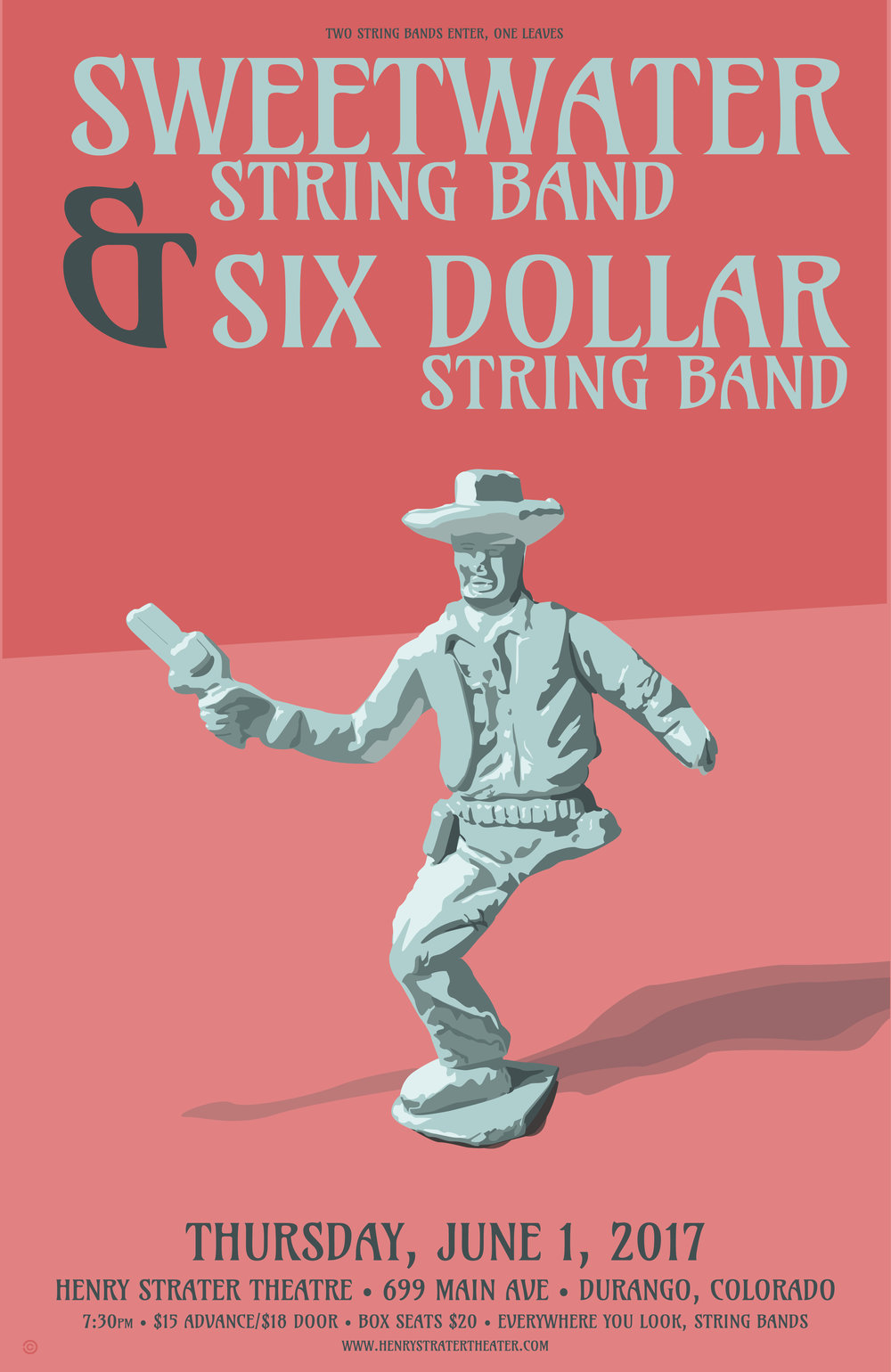 Hopalong - Sweetwater String Band & Six Dollar String Band