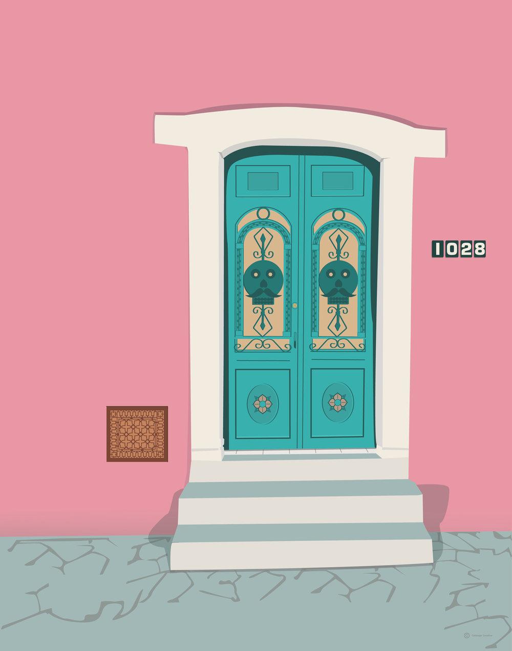 The Door - 2016