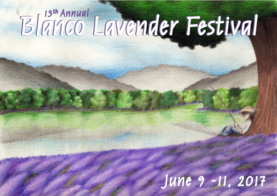 www.blancolavenderfest.com