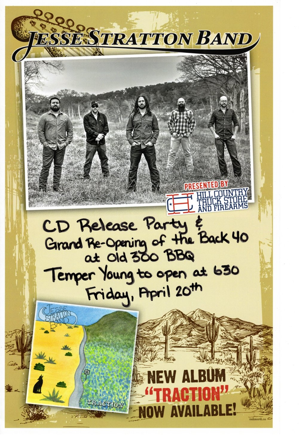 Jesse Straton Band Cd Release Party April 20th 2018.jpg