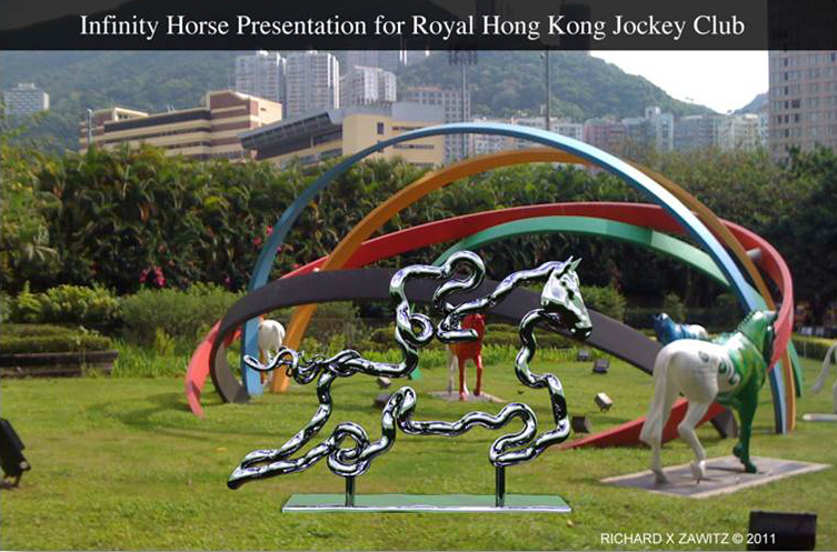 Hong Kong Jockey Club Project   Hong Kong Jockey Club Project    Stainless Steel
