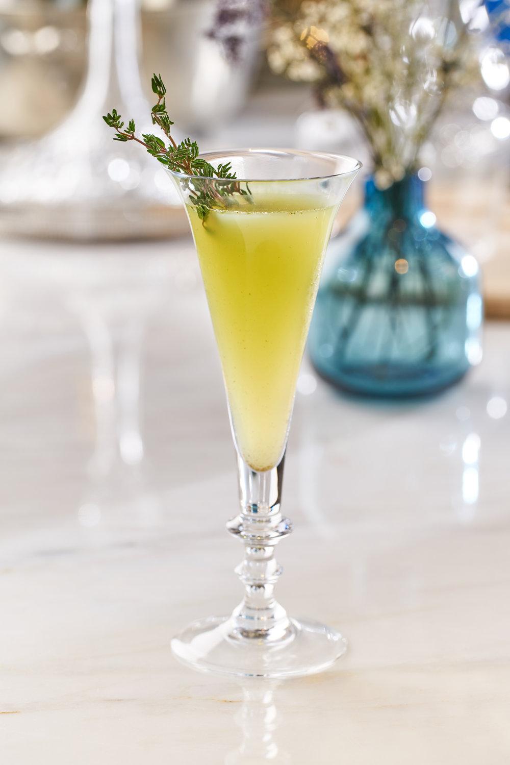 Cocktails at Blau Blanc, Dubai | Gypsy Chef .jpg