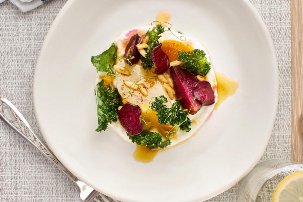 Cuisine at Bleu Blanc | Dubai | Chef David Myers .jpg