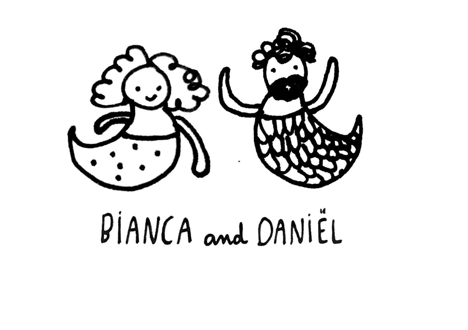 Bianca and Daniël