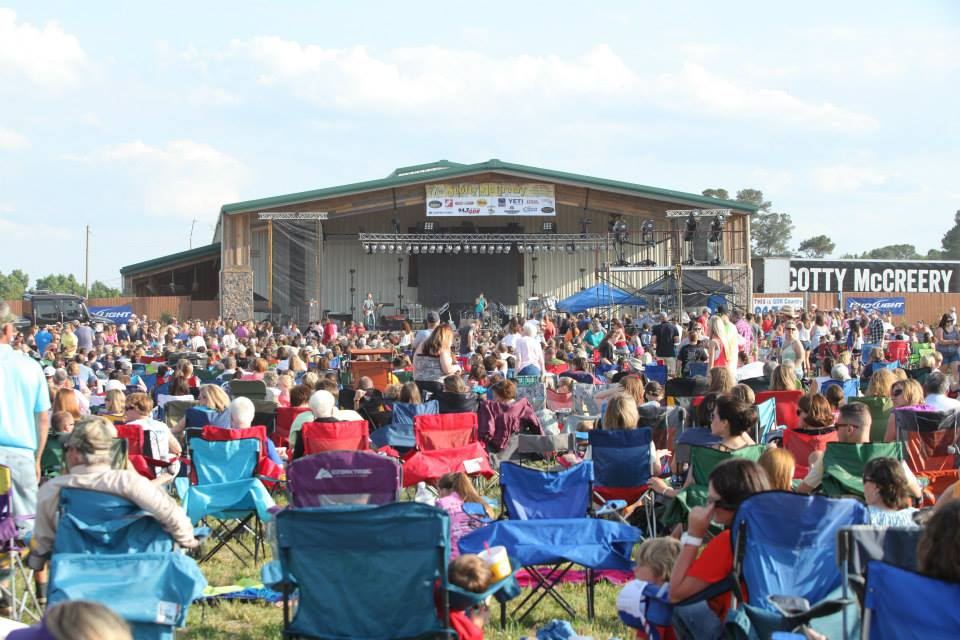 The Farm Concerts - Selma NC