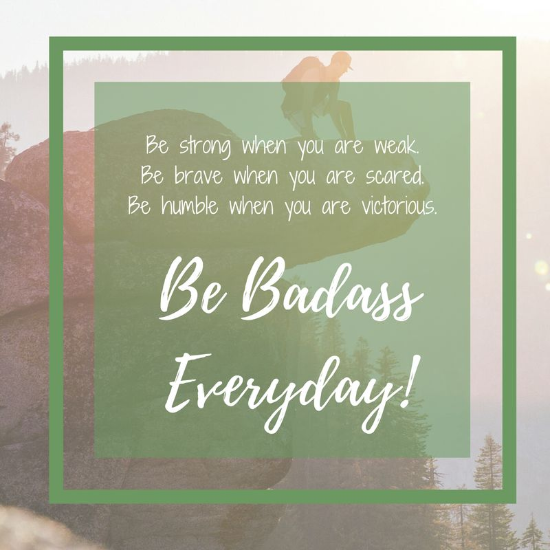 Do You Have a Bravery Deficiency - Be Badass Everyday | Badass Bodyworkers