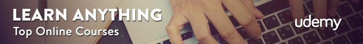 Udemy Affiliate link banner  | Badass Bodyworkers