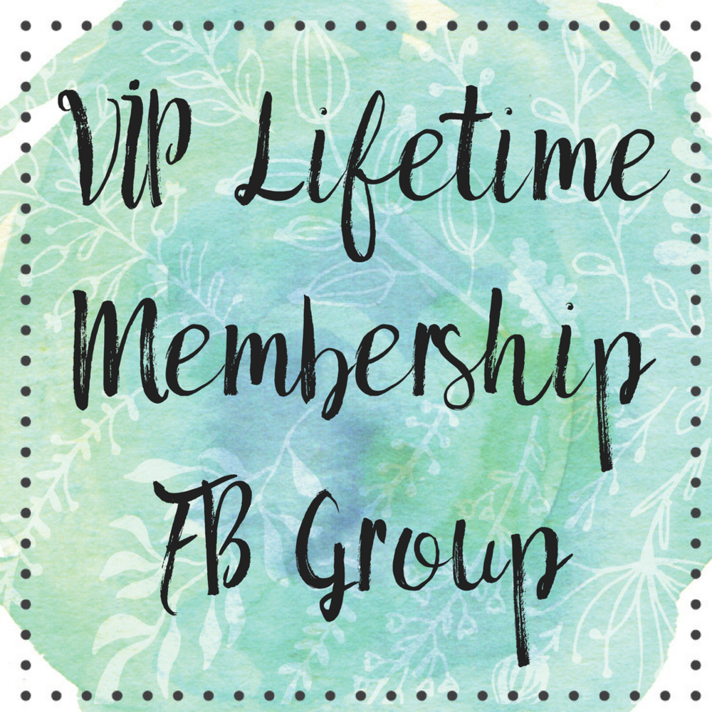 VIP Lifetime Membership Facebook Group