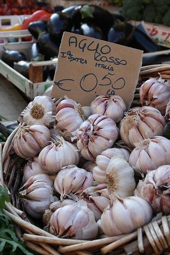 red garlic www.talkoftomatoes.com