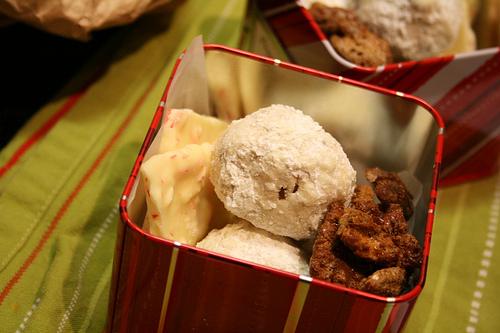 snowball cookies | talkoftomatoes.com