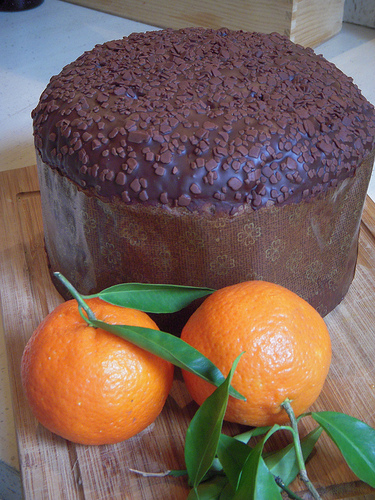 chocolate panettone www.talkoftomatoes.com