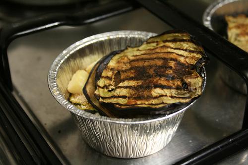 grilled eggplant www.talkoftomatoes.com