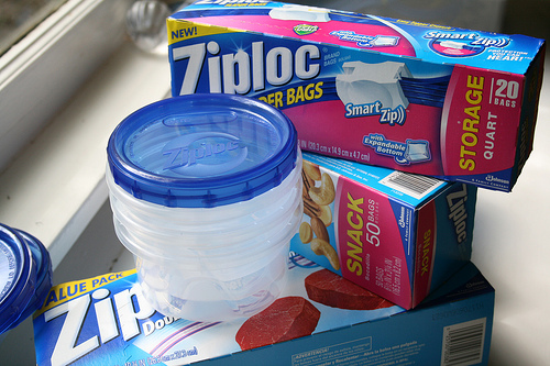 ziploc products