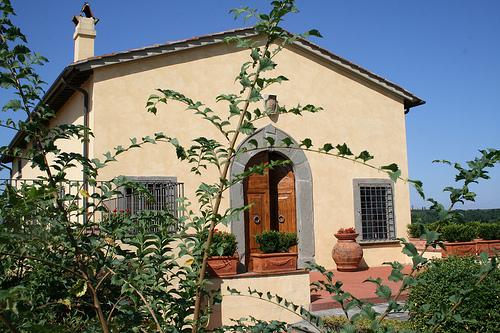 Villa in Vinci, Italy