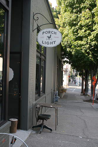 porch light portland