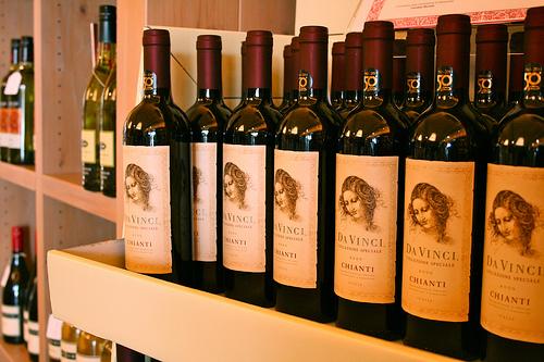 davinci wine www.talkoftomatoes.com