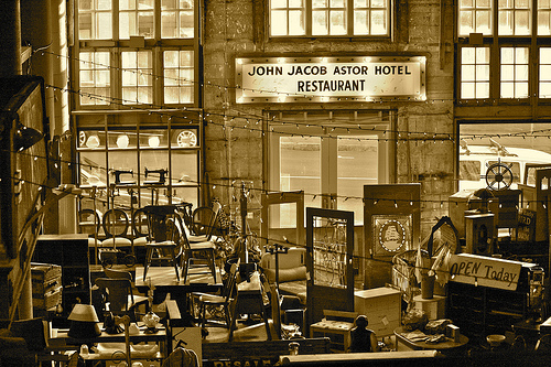 john jacob astor hotel