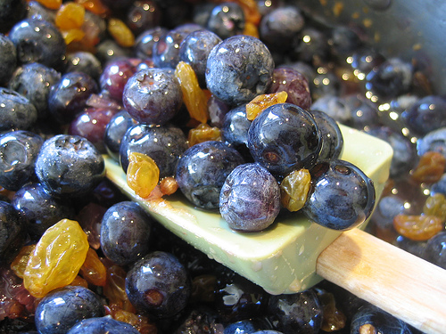 blueberry chutney