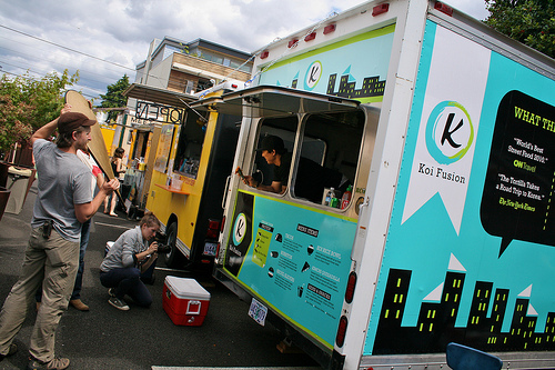 food trucks PDX