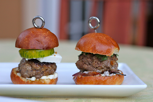 lamb sliders www.talkoftomatoes.com