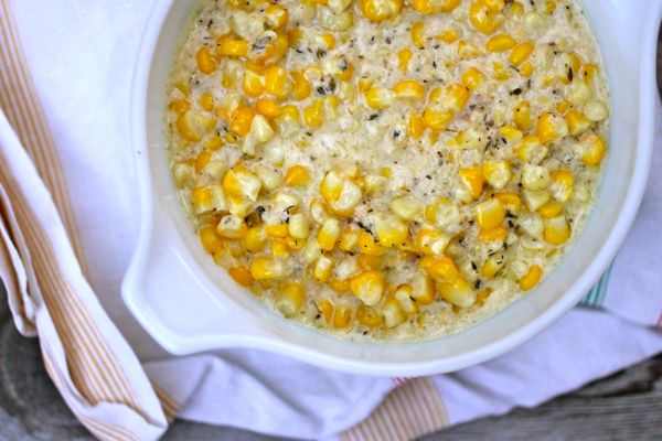 how to make creamed corn @talkoftomatoes