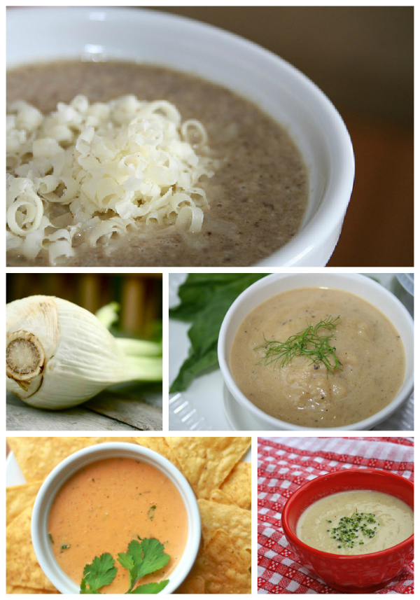 soup recipes for winter | talkoftomatoes.com