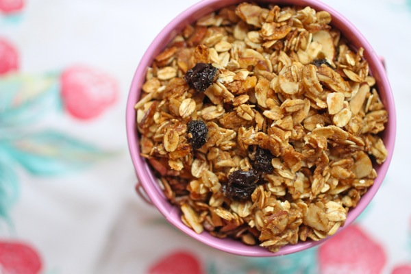 granola recipe www.talkoftomatoes.com - 02