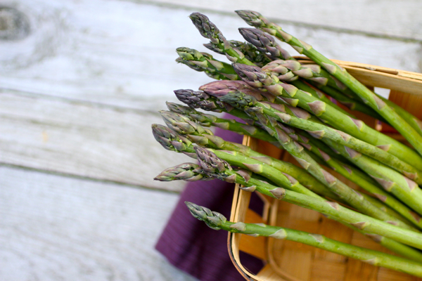 asparagus recipes @talkoftomatoes