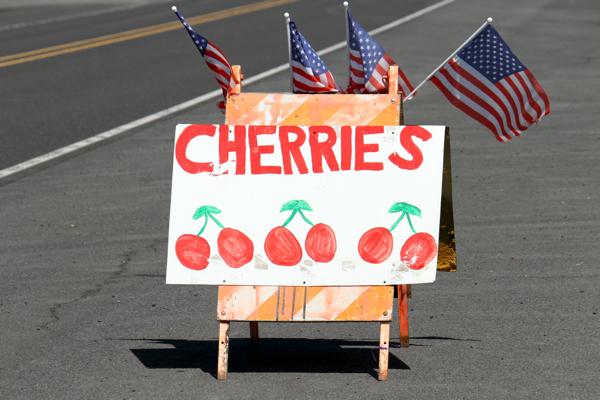 sweet cherries - 2