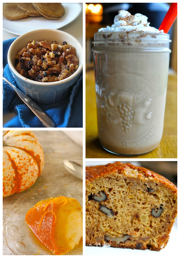 pumpkin puree recipes2