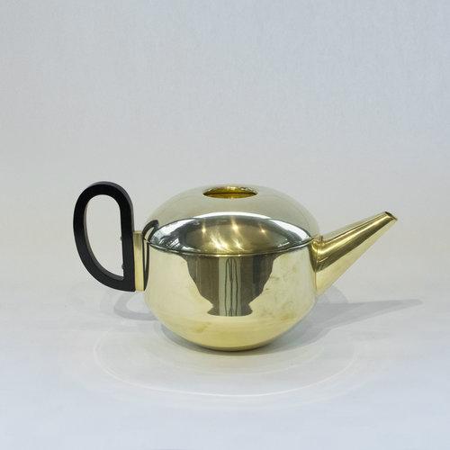 Tom Dixon - Brass Teapot  click to shop