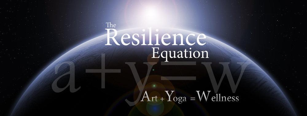 The Resilience Equation by ArtYogaWellness.com