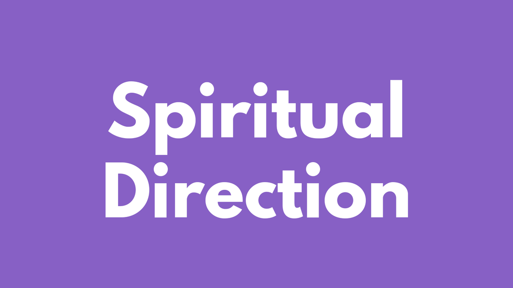 Free Spiritual Direction   Start your Lenten Season off with a 45-minute spiritual direction experience!   Click Here To Sign Up