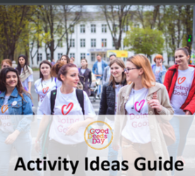 Good Deeds Day Activity Ideas Guide