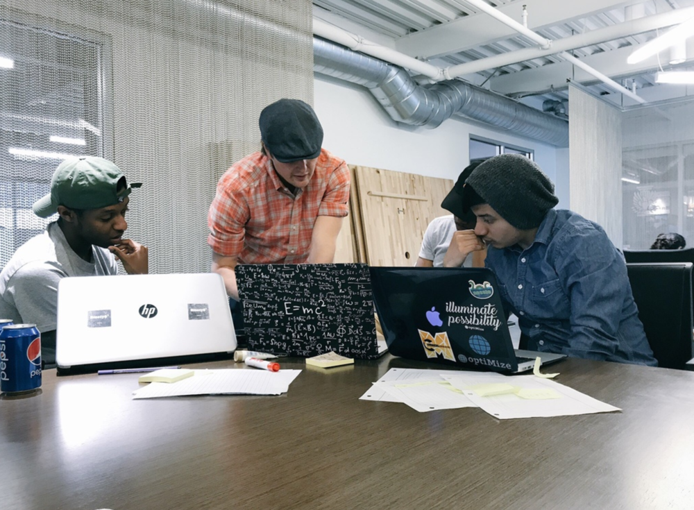 One Week of Code, Food and Startups (Intern Files #001) — Hacker Fellows
