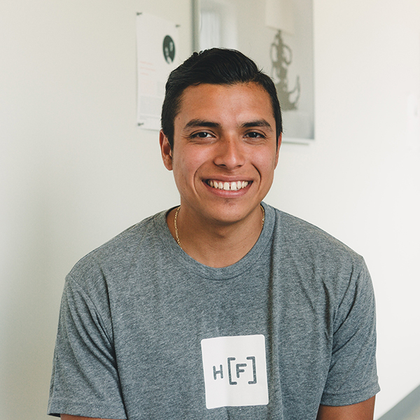 Caleb Diaz, Bulk, 2018 Hacker Fellow