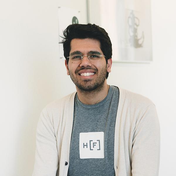 Rahul Rhoades, Skillo, 2018 Hacker Fellow