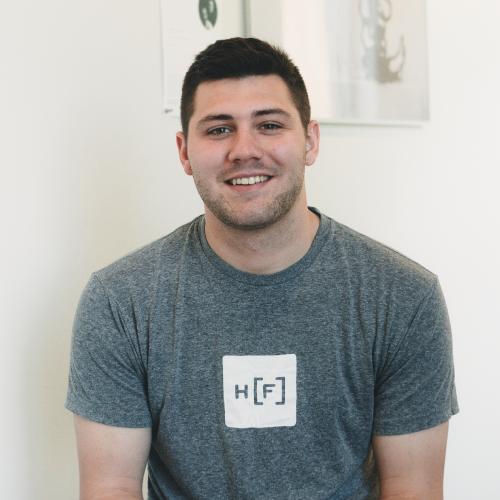 Sam Coffey, Coetic, 2018 Hacker Fellow