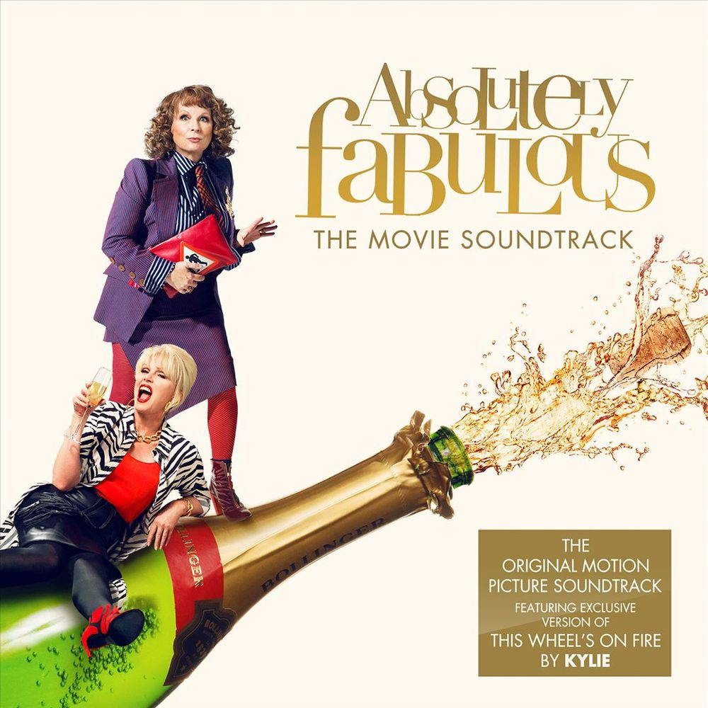 ABSOLUTELY FABULOUS [SOUNDTRACK] - VARIOUS ARTISTS - CREDIT: ASSISTANT ENGINEER