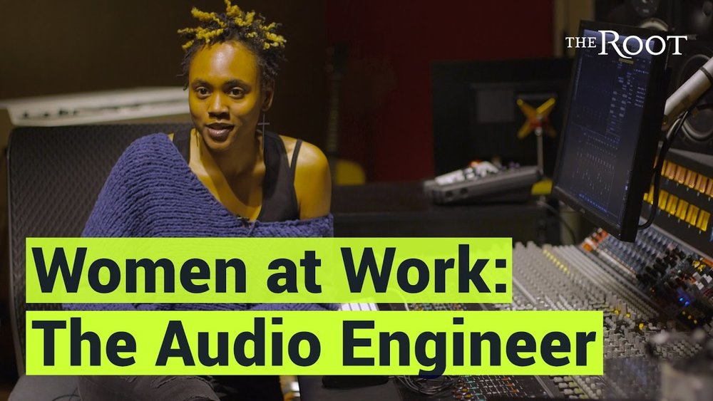 The Root Magazine  - For Women's History Month, The Root Mag interviewed Ebonie and women from a wide range of professional industries in series called Women at Work.