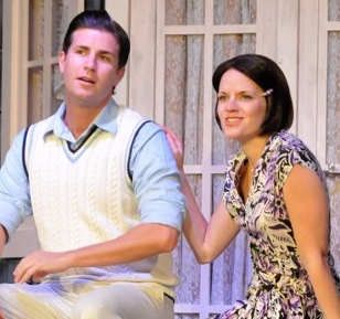 Grey Gardens  - freeFall Theatre 2011