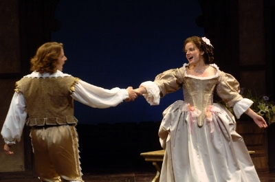 The Merry Wives of Windsor  - Shakespeare & Company 2006