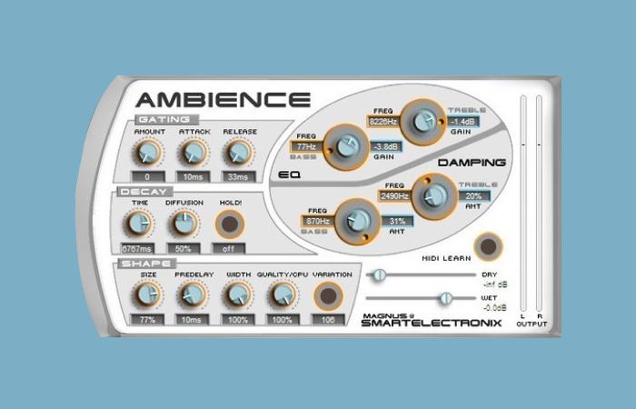 Ambience Smartelectronix