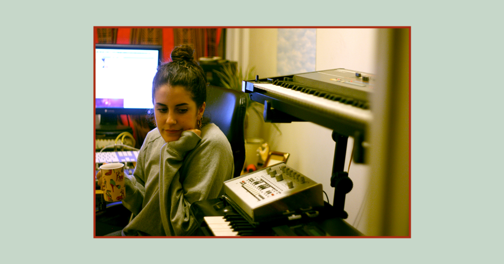 Peach Discs label head Shanti Celeste.Her track ' Make Time'  was a 2017 deep house highlight