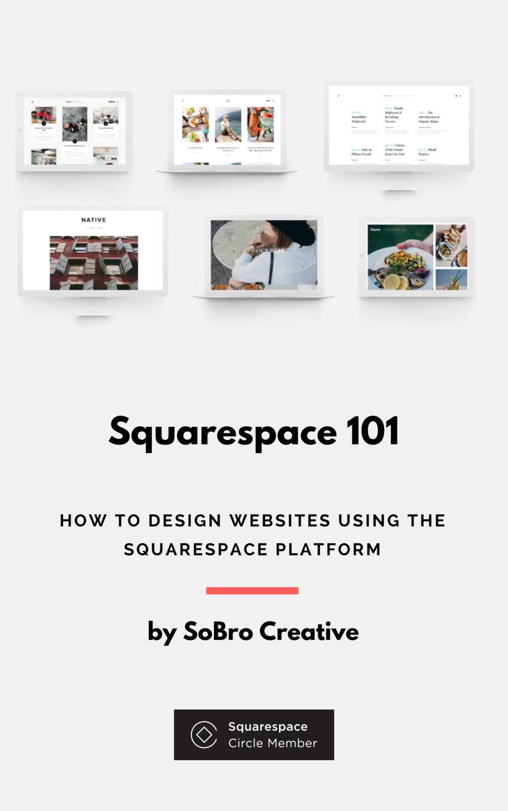 Squarespace Design 101