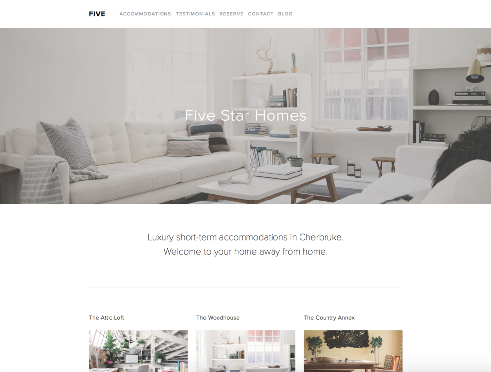 Top Squarespace Templates For Creatives
